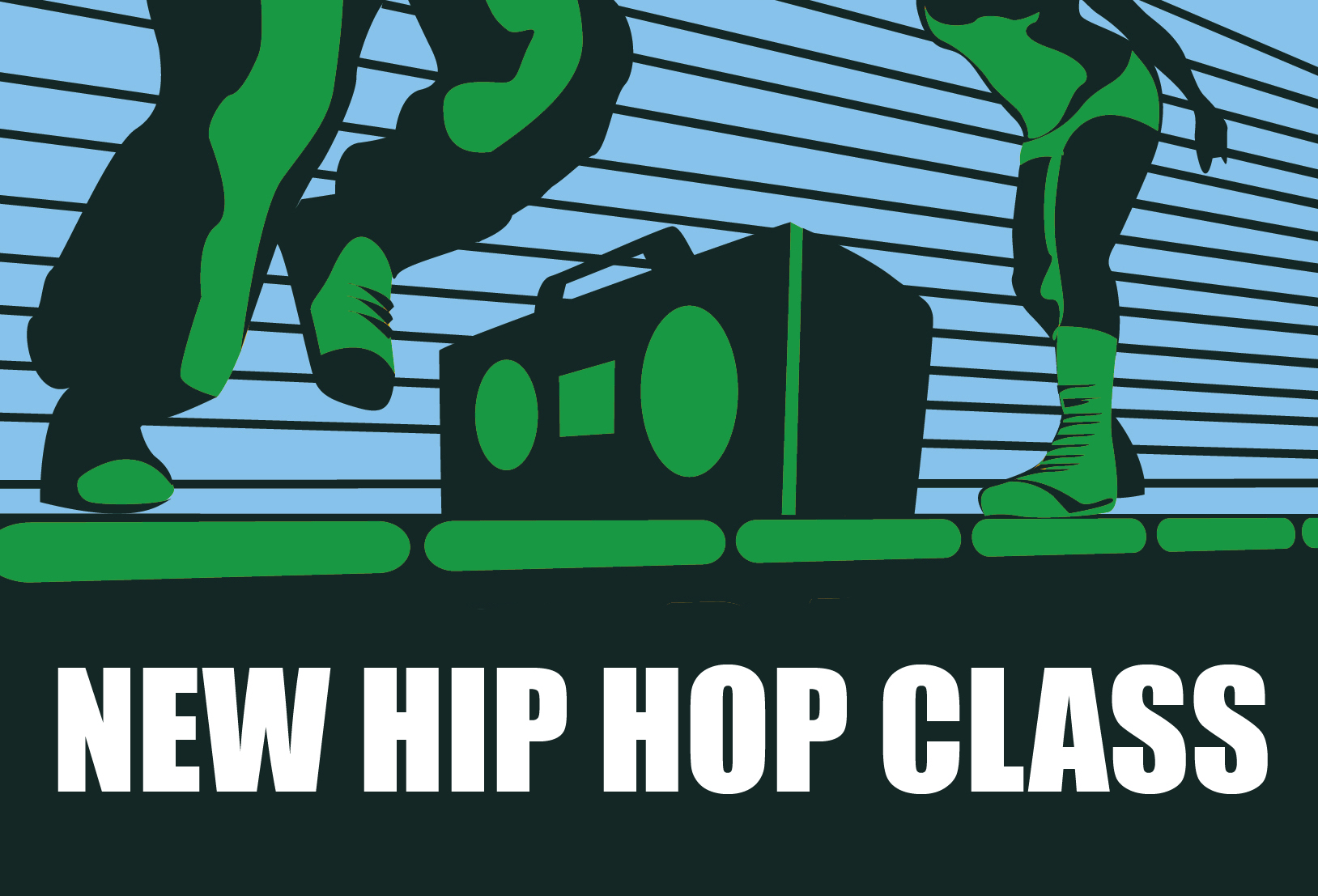 New Hip Hop Class - Nov 2016 - Wendon Dance Studio