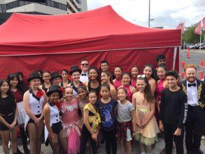 Wendon Dance Studio - 25 Feb Afternoon Group Dancers